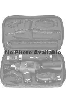 Welch Allyn 3.5V Coaxial Diagnostic Set with Throat Illuminator & Lithium-Ion Smart Handle - Model 97200-Ms