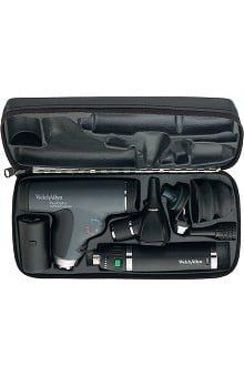 Welch Allyn Panoptic Plus Diagnostic Set with Cobalt Filter, Magnifying Lens & Lithium-Ion Smart Handle Model 97210-MPS