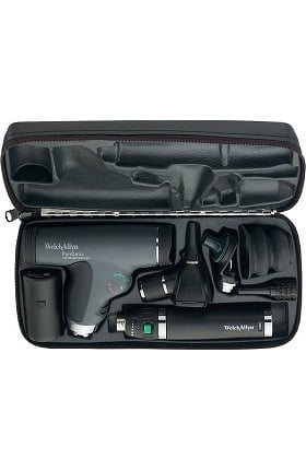 Welch Allyn 97210-MPS PanOptic Plus Diagnostic Set with Cobalt Filter, Magnifying Lens & Lithium-Ion Smart Handle