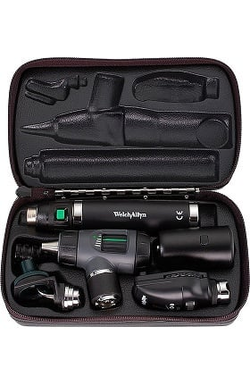 Welch Allyn 97210-MS 3.5V Coaxial Diagnostic Set with Lithium-Ion Smart Handle
