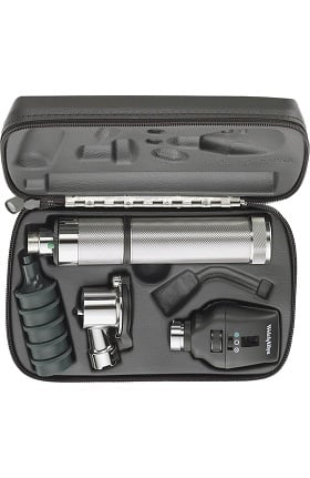 Welch Allyn 97220 3.5V Coaxial Diagnostic Set with Pneumatic Otoscope