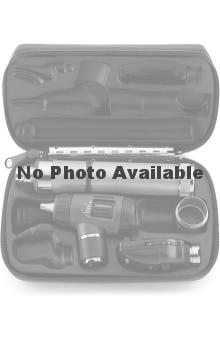 Welch Allyn 3.5V Coaxial Diagnostic Set with Diagnostic Otoscope & Convertible Handle - Model 97250-Mc