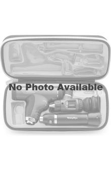 Welch Allyn Panoptic Basic Diagnostic Set with Cobalt Filter, Magnifying Lens & Lithium-Ion Smart Handle, Model 97250-Mps