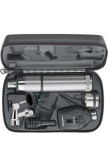 Welch Allyn 3.5V Coaxial Diagnostic Set with Operating Otoscope & Convertible Handle - Model 97270-C