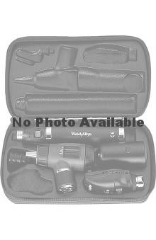 Welch Allyn 3.5V Autostep Diagnostic Set with Throat Illuminator & Lithium-Ion Smart Handle - Model 97300-Ms