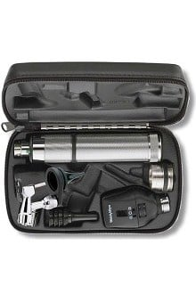 Welch Allyn 3.5V Autostep Diagnostic Set with Operating Otoscope - Model 97370