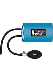 W.A. Baum Complete BP Inflation System Cuff - Large Arm
