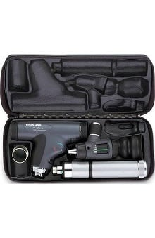 Panoptic by Welch Allyn Marcorview 3.5V Led Halogen Otoscope Set 97800-Mcl