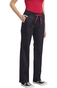 White Cross Women's Denim Yoga Scrub Pant