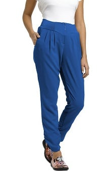 Oasis by White Cross Women's Knit Waist Harem Scrub Pant