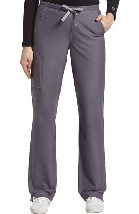 Allure by White Cross Women's Drawstring Cargo Scrub Pant