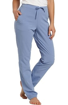 Marvella by White Cross Women's Tapered Leg Drawstring Scrub Pant