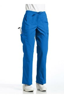 Clearance White Cross Women's Sport Cargo Scrub Pant
