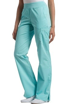 Allure by White Cross Women's Elastic Waist Yoga Scrub Pant