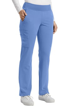 Petite new: Marvella by White Cross Women's Elastic Waist Yoga Scrub Pant