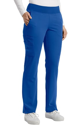Marvella by White Cross Women's Elastic Waist Yoga Scrub Pant