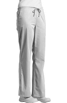Clearance Allure by White Cross Women's Boot Leg Draw/Elastic Scrub Pant