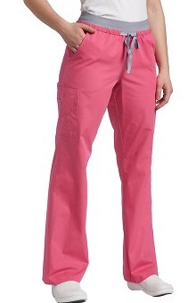 petite: White Cross 321 Scrubs Women's Cargo Pant