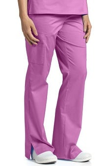 Clearance Allure by White Cross Women's Knit Waist Yoga Scrub Pant