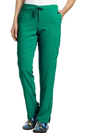 Oasis by White Cross Women's Straight Leg Cargo Scrub Pant
