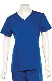 Clearance 321 Scrubs by White Cross Women's Y-Neck Top