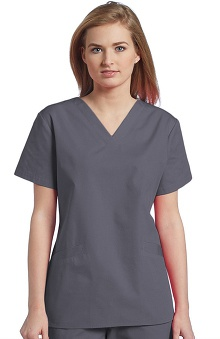 Clearance 321 Scrubs by White Cross Women's V-Neck Top