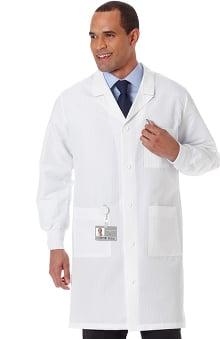 "META Labwear Unisex Fluid Resistant 40"" Lab Coat"
