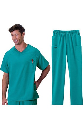 Classic Fit Collection by Jockey® Men's Scrub Set