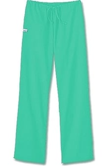 sale: Fundamentals by White Swan Women's Drawstring Flare Leg Scrub Pants
