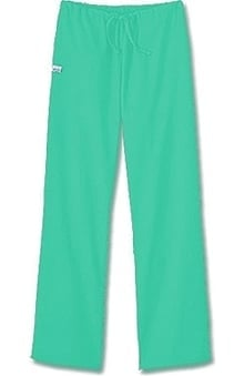 XXS: Fundamentals by White Swan Women's Drawstring Flare Leg Scrub Pants