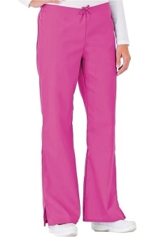Fundamentals by White Swan Women's Drawstring Flare Leg Scrub Pants