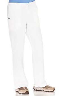 Clearance Fundamentals by White Swan Women's Drawstring Elastic Waist Scrub Pant