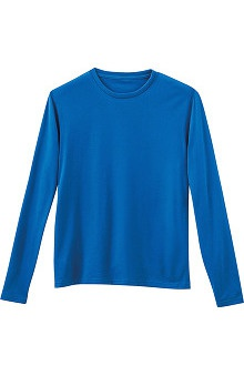 Clearance Fundamentals by White Swan Men's Long Sleeve Underscrub