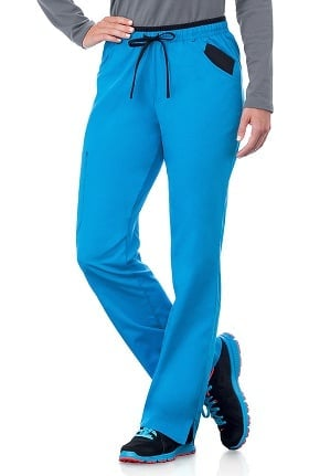F3 Fundamentals by White Swan Women's Flip For Fun Scrub Pant