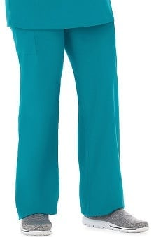 F3 Fundamentals By White Swan Unisex Elastic Back Cargo Scrub Pant