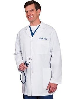 """labcoats: Fundamentals by META Labwear Men's 34"""" Lab Coat"""