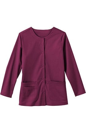 Clearance Bio Women's Warm Up Scrub Jacket
