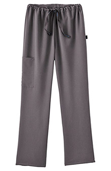Clearance Classic Fit Collection by Jockey Unisex 2 Pocket Tri Blend Scrub Pants