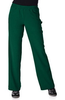 Clearance Classic Fit Collection by Jockey Women's 2 Pocket Tri Blend Scrub Pants