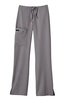 Clearance Classic Fit Collection by Jockey® Scrubs Women's Tri Blend Zipper Scrub Pants
