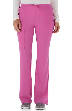 Clearance Classic Fit Collection by Jockey® Women's Tri Blend Zipper Scrub Pants