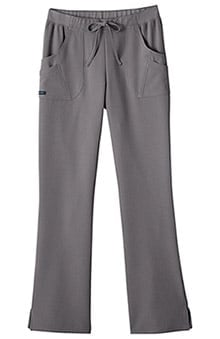 Clearance Classic Fit Collection by Jockey® Scrubs Women's Rib Trim Combo Comfort Tri Blend Scrub Pants
