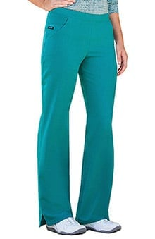 petite: Classic Fit Collection by Jockey Women's 5 Pocket Smart Pant