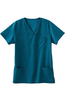 Clearance Classic Fit Collection by Jockey® Scrubs Men's V-Neck Solid Scrub Top