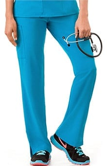 Clearance Modern Fit Collection by Jockey® Scrubs Women's Convertible Drawstring Scrub Pant