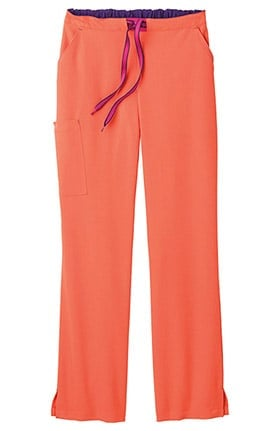 Clearance Modern Fit Collection by Jockey® Women's Convertible Drawstring Scrub Pant