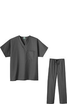 unisex scrub sets: Fundamentals by White Swan Unisex Scrub Set