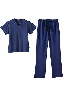 unisex scrub sets: Jockey Scrubs Unisex Tri-Blend Set