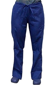 tall: Fundamentals by White Swan Women's Flare Leg Scrub Pants