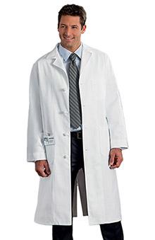 "labcoats: META Labwear Men's 45"" Knot Button Lab Coat"